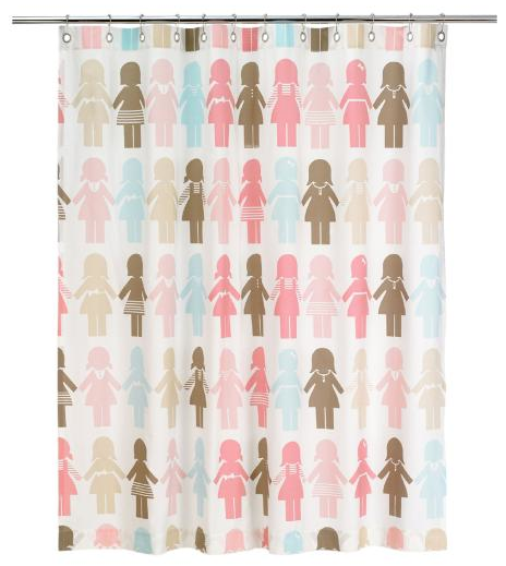 Kids curtain