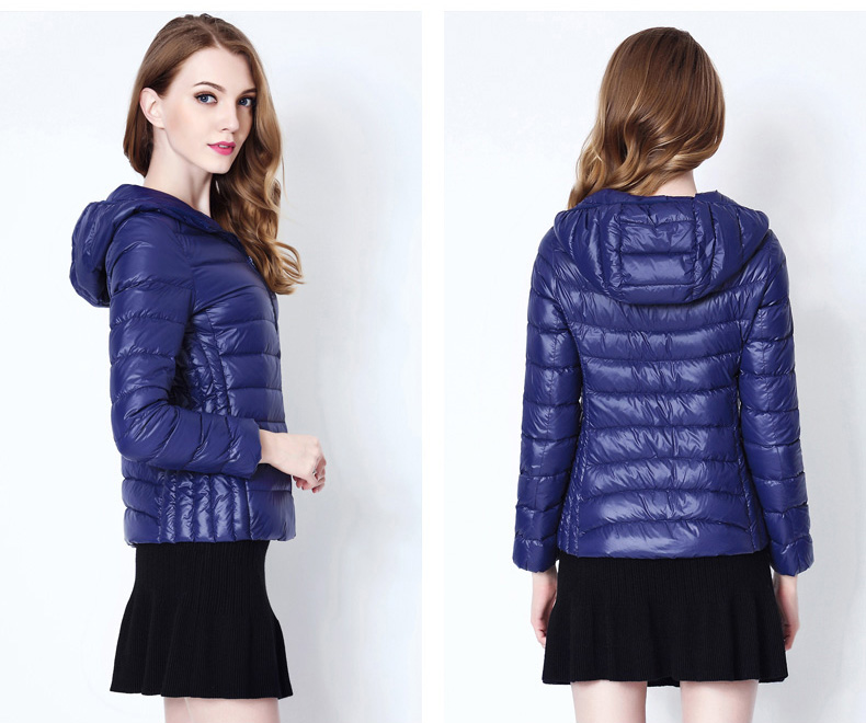 Lady down coat