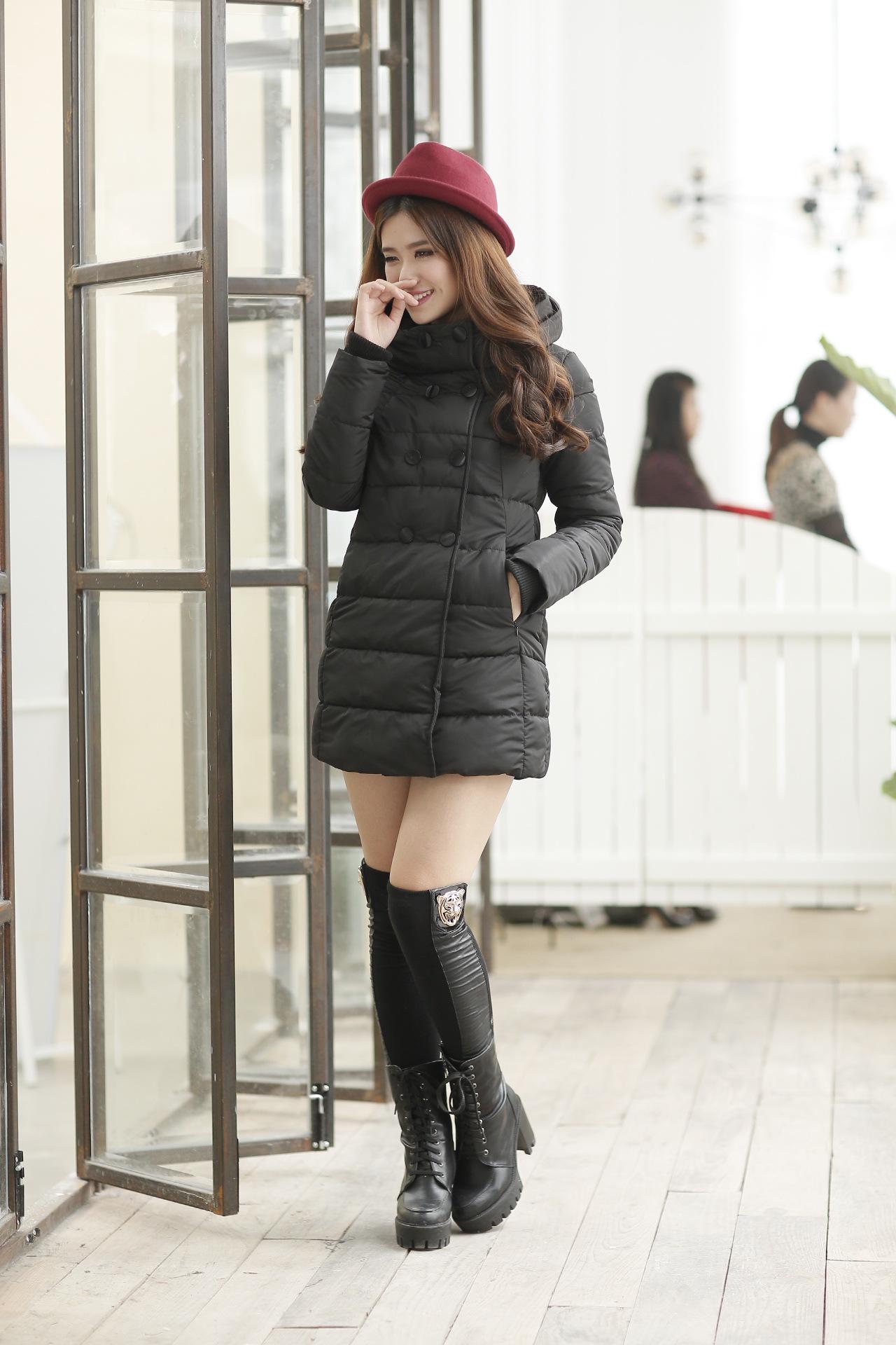 Lady long coat