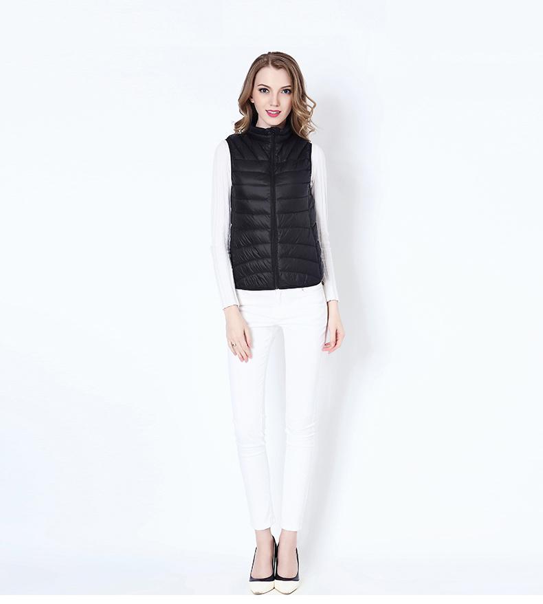 Lady Puffer Vest
