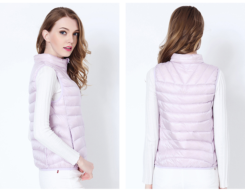 Lady Puffer Vest